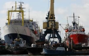 Klaipedos uostas